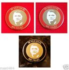 United Badge Selection Louis van Gaal Pin Gift