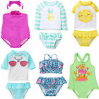 Gymboree Baby Girl Swimsuit, Flower,Fish,Elephant,Shell UPF 50+ NWT