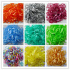 Rainbow Loom Metal Colour Rubber Bands 600pcs+24 clips Buy 3 Get 1 Free