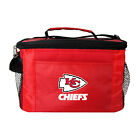 New 2014 NFL Officially Licensed Lunch Bag - Insulated Box Tote - 6 Pack Cooler