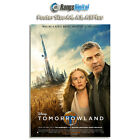 Tomorrowland 2015 HD Photo Poster RD-3104-002 (A4-A3-A3Plus)