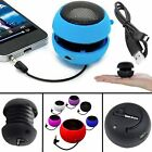 3.5mm RECHARGEABLE CAPSULE SPEAKER FOR MOBILE PHONES, PDA, TABLET, IPAD & IPHONE