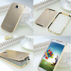 Ultra thin Metal Aluminum Alloy Polka Dot Case Cover For Samsung Galaxy S4 i9500
