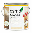 Osmo Polyx Hard Wax Oil -3062, 3032 or 3065 = 2.5 ltr Tin (1-2 Day Delivery)