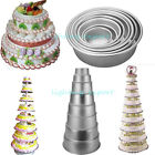 Round Cake toppers Decorating Mold Tins Pan Bakeware pastry sugarcraft NEW Tools
