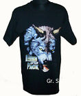 T-SHIRT mit WOLF LEADER OF THE PACK - Gr. S - 3XL