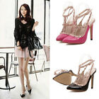 Womens Sexy High Heels Pointed Fashion New Style Work Pumps Court Shoes 6 Size
