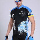 New Mens Bicycle Cycling Outdoor Wear Swim Wear Sports Shirts Jersey Tops WW0006