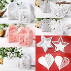 Wedding Birthday Party Decoration Craft Full Sets Favor Boxes Name Cards Choose