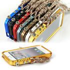 Luxury Smart Aluminum Metal Bumper Case Cover For iPhone 5 5S Tactical Edition