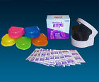 Retainer Brite, Sonic Cleaner & Glitter Case ~ Cleaning Tablets, Ultrasonic, Box