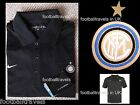 S M L XL XXL NIKE INTER MILAN POLO SHIRT NikeGolf football soccer calcio jersey