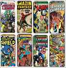 Marvel Superhero Comic Book iPhone 5 5S Hard Plastic Protective Back Cover Case
