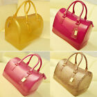 BP1133 Girl tide Candy color Bags Pillow Pack Boston Shell Jelly Satchel Bags