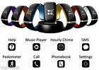 Smart OLED Bluetooth 3.0 Bracelet Watch with Call ID Display Answer Dial 8 Color