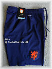 NIKE HOLLAND 2015 PURPLE AWAY FOOTBALL SHORTS Netherlands soccer calcio mens