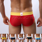 New Hot Mens Sexy Y-Front Boxer Briefs Boxers Trunks Underwear Shorts Nightwear