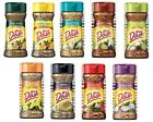 Mrs Dash Salt Free Seasoning Blends - 6 Small Shakers