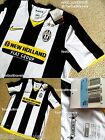 LARGE NIKE JUVENTUS FITDRY Shirt Jersey football soccer calcio Home New Tags