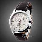 New Casual Beinuo Brand Classic Leather  Quartz Watches Man  Wristwatch