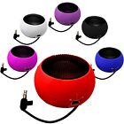 3.5mm PORTABLE RECHARGEABLE MINI CAPSULE SPEAKER FOR SAMSUNG I8700 OMNIA 7 (L)