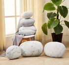 NEW MOONSTONE LIVING STONES SHAPE PILLOWCASE/CUSHION COVER/SHELL(WITHOUT STUFF)