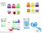 Baby feeding bottles Soothers Dummies Cherry Orthodontic Teats bottle 150-300ml