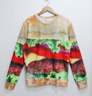 Hamburger Tide 3D Printed Sweater For Women Men Sweatshirts Tops Long Sleeve