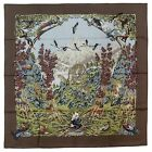 NWT Authentic Hermes Silk Scarf SICHUAN Robert Dallet