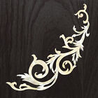 Gothic Line/DS (White Pearl) Vine Inlay Stickers Decals Guitar Bass