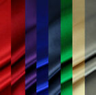 95% pure solid stretch satin silk fabric,19MM thick, 1-25# colors to choose