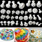 1 Set Fondant Cake Decorating  Mould Cookies Biscuit Plunger Mold Decor Tool New