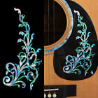 Vintage Vine (Abalone-Mixed) Inlay Sticker Decal For Guitar Bass