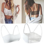 1pc Personality Vogue Crop Top Bustier Cutout Shirt Strappy Tank Cami Vest Hot