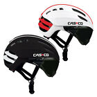 2014 Casco Speed Airo Helmet + Visor + Case - Time Trial Triathlon Tri Road Bike