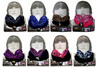 Ladies Snood Scarf Multifunctional Neck Warmer Bandana Winter Warm New