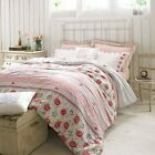 Rose and Bee Bedding by designer Emma Bridgewater, Rose and Hearts in delicat...