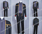 Star Trek Cosplay Maquis Forces International Mess Costume Uniform Well Designed on eBay