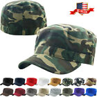 Kyпить Army Cadet Military Patrol Castro Cap Hat Men Women Golf Driving Summer Baseball на еВаy.соm