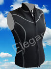 Women's Diving Swimming Vest Stretch Wetsuit Vest,  Warm vest 2mm