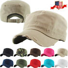 Army Cadet Military Patrol Castro Cap Hat Men Women Golf Driving Summer Baseball