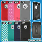 "Genuine OTTERBOX DEFENDER for Apple iPhone 6 4.7"" belt clip tough new case cover"
