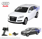 Audi Q7 Quattro Electric Rechargeable RC Remote Radio Controlled Cars Kids Toys