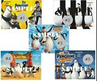 The Penguins of Madagascar Scratch Off Tickets! (x12 ct) *5 DESIGNS*