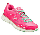 Skechers SYNERGY-A LISTER Women's Training Shoes HOT PINK/MULTI 11792HPMT
