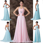 Sexy Long Evening/Formal/Gown/Party/ Prom Homecoming Dress Cocktail Wedding Gown
