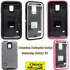 NEW Genuine Otterbox Defender Case For Samsung Galaxy S5 S V Black Pink White
