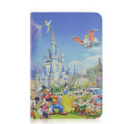 Disney Cartoon Series PU leather stand case cover For  Ipad 2/3/4/5 air mini2