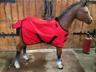 "SHETLAND/ MINI HORSE/FOAL PONY TURNOUT RUG  3'3"" to 4'3""  Waterproof"