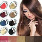 100% Remy Human Hair Extensions 16''Super 3M Tape in Fashion Hair 20Pcs 19Colors